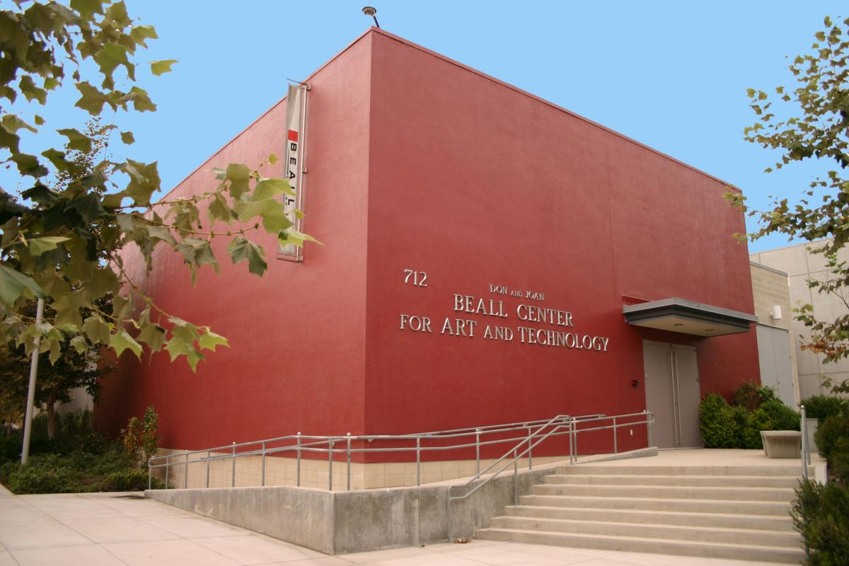 Beall Center for Art + Technology