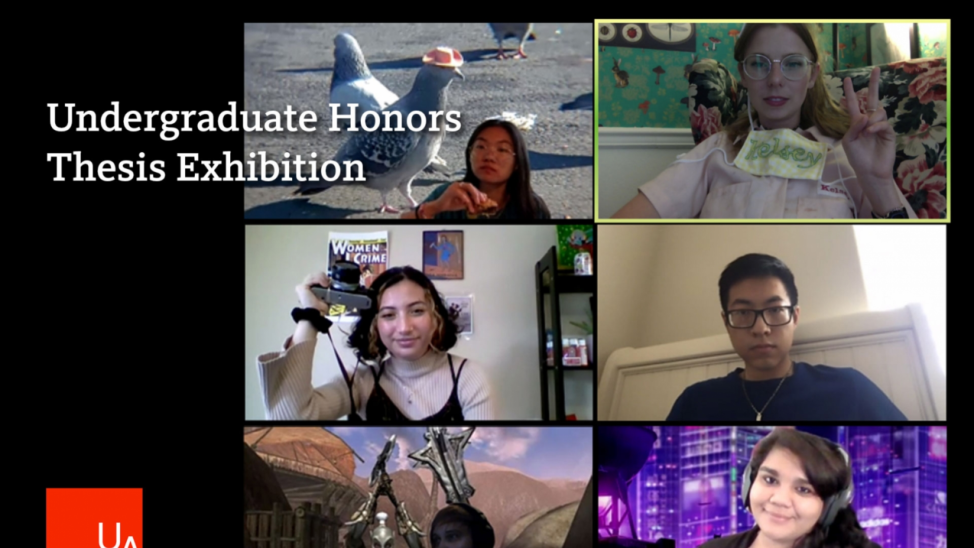 2020 Undergraduate Honors Thesis Exhibition