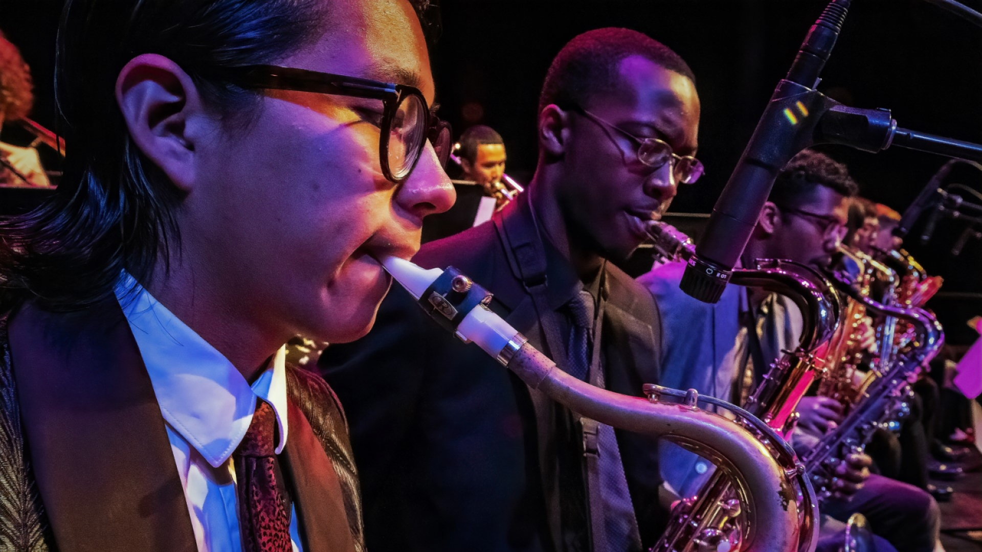 UCI Jazz Concert (Winter 2021)
