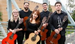 UCI Guitar Ensemble Winter 2020