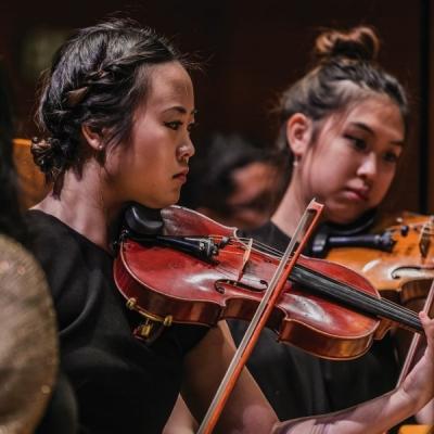 UCI Symphony Orchestra - Fall 2019: Seine-Like