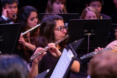 UCI Wind Ensemble - Fall Concert