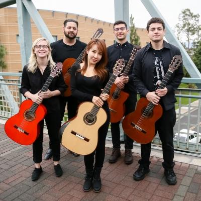 UCI Guitar Ensemble