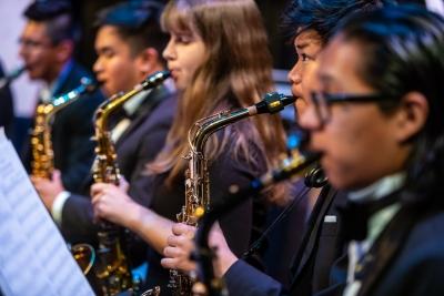 Wind Ensemble Winter Concert