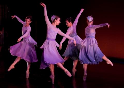 National Choreographers Initiative Premieres at Irvine