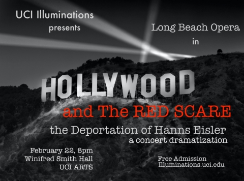 HOLLYWOOD and the RED SCARE: the Deportation of Hanns Eisle