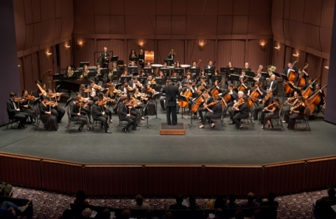 UCI Symphony Orchestra - Winter 2020