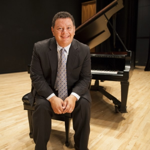 Faculty Artist Series: 1947 - Alan Terricciano, piano