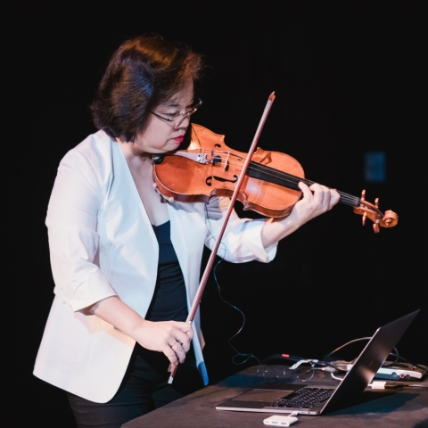 Gassmann Electronic Music Series: Mari Kimura