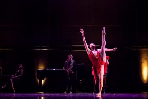 Dance Escape Claire Trevor School Of The Arts Uc Irvine