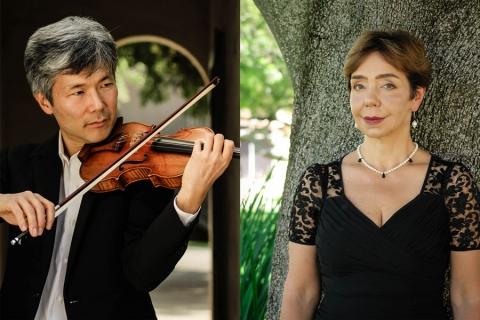 Faculty Artist Series 2020-21: Kenichiro Aiso, violin