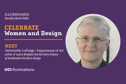 Celebrate Women and Design with Faculty Author Antoinette LaFarge