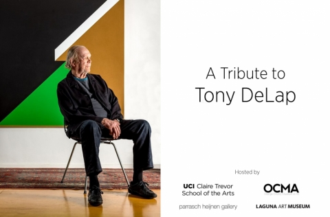 A Tribute to Tony DeLap