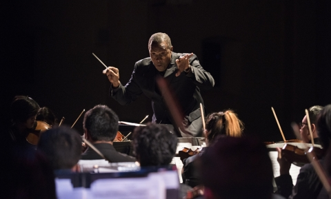 UCI & SAHS Symphony Orchestras Combined Concert