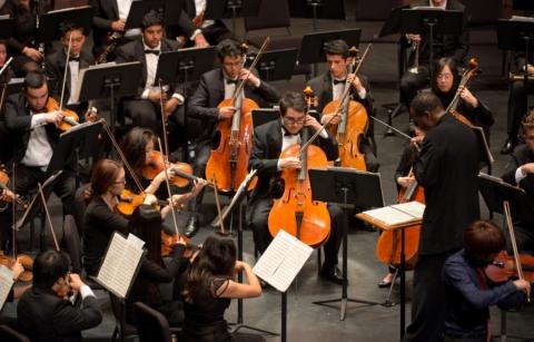 UCI Symphony Orchestra: Guarding the Future | Claire Trevor School