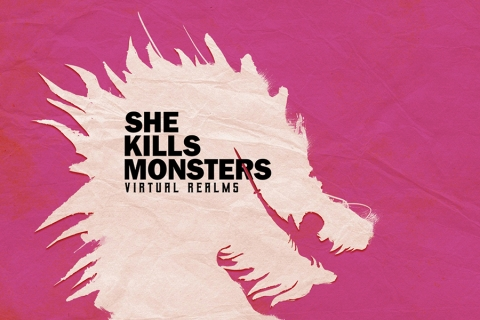 She Kills Monsters: Virtual Realms, By Qui Nguyen